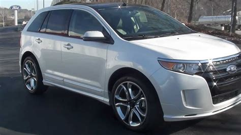 2012 ford edge for sale for sale new 2012 ford edge sport stk 20457 www lcford