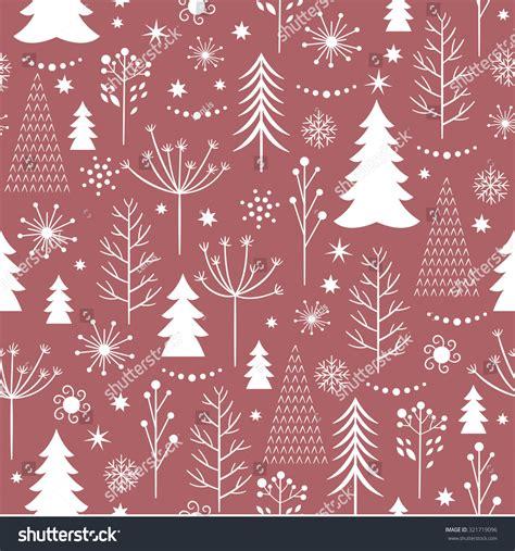 christmas pattern seamless seamless christmas pattern stock vector 321719096