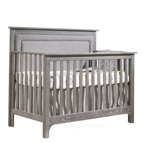 Canadian Crib Manufacturers by Emerson Convertible Crib With Weaved Panel Sleepy Hollow