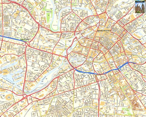 map uk manchester trafford to oxford road station on matchday