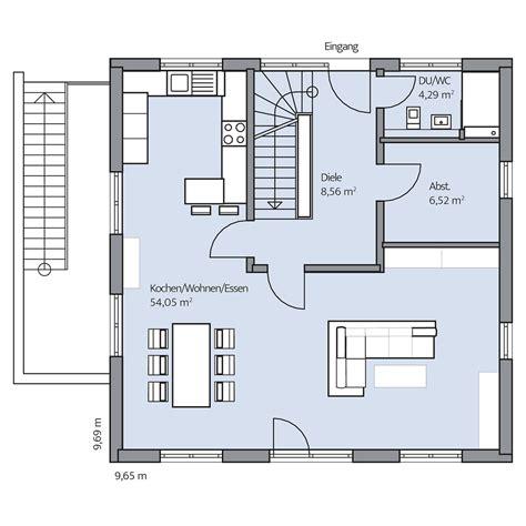 Grundriss Quadratisches Haus by Kundenreferenz Haus Engelhardt Hausgalerie Detailansicht