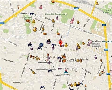 giardini margherita bologna mappa pok 233 mon go a bologna si delinea la mappa per i cacciatori