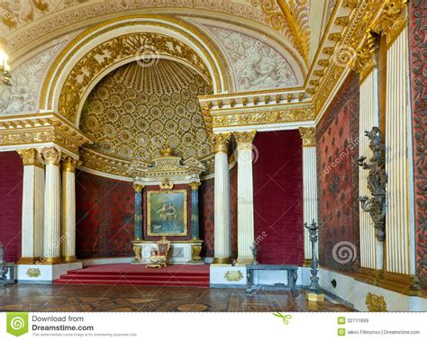 Indian Home Interior Design Hall Interior Of Winter Palace Editorial Stock Image Image