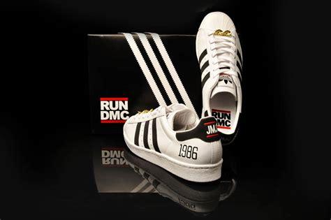 run dmc shoes adidas originals superstar 80s run dmc quot my adidas quot 25th