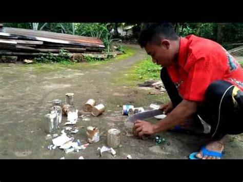 cara membuat guli hidroponik cara membuat alat pengusir burung di tanaman padi di sawah