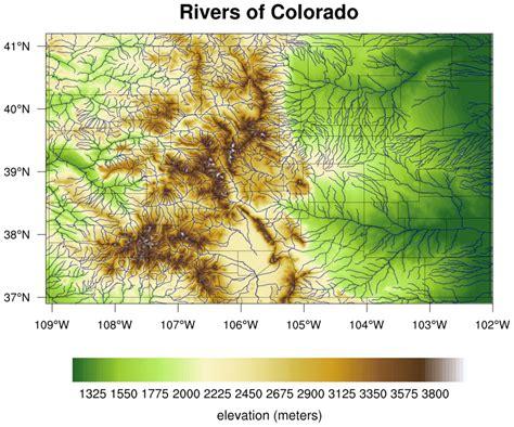 topographic map of topographic maps