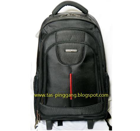 Tas Ransel Laptop Navy Club 6263 Original Berkualitas tas backpack roda trolley travelling cabin pesawat