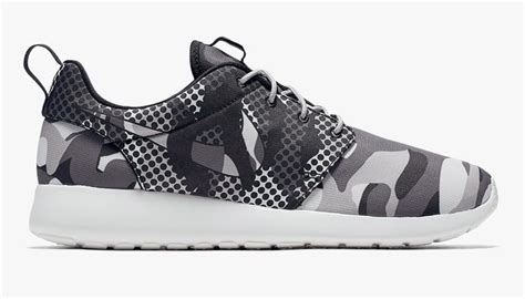 Nike Roshe One Camo Blacksummit White Bnib kicks deals official website nike roshe one print grey wolf grey black kicks deals