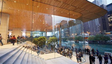 Chicago Kulot By Apple 1 la apple store de chicago no es muy amigable con las aves