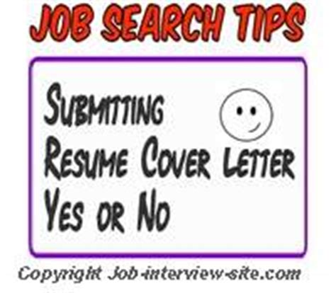 Resume Cover Letter Yes Or No Cover Letter Exle Resume Cover Letter Yes Or No
