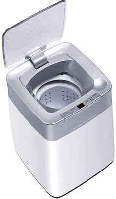 Small Apartment Size Clothes Washer Panda Portable Small Compact Washing Machine Washer With