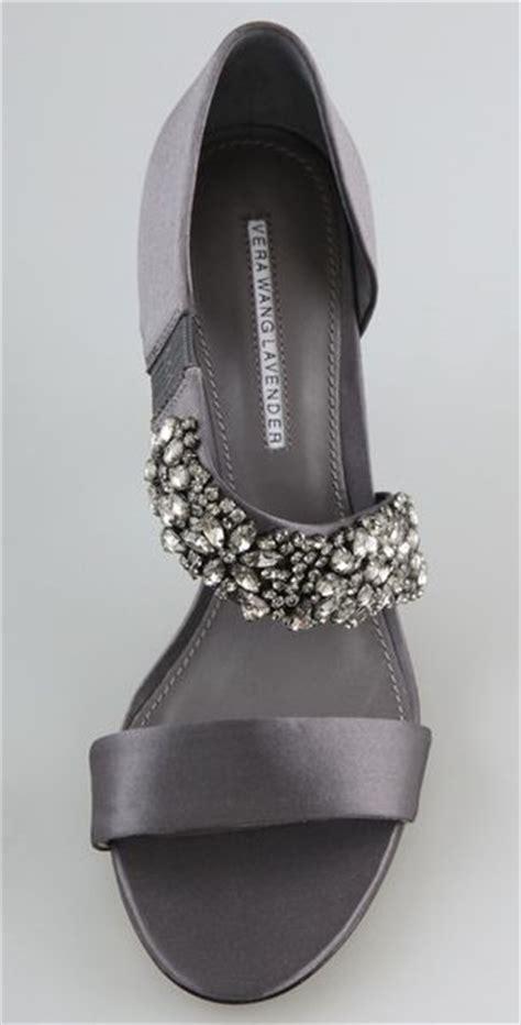 charcoal high heels vera wang lavender elroy high heel sandals in gray