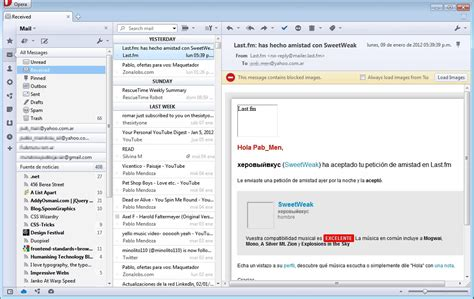 interno web mail opera mail alternatives and similar software