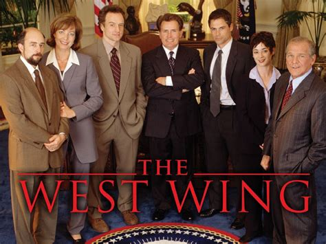 west wing david von pein s video and audio archive quot the west wing