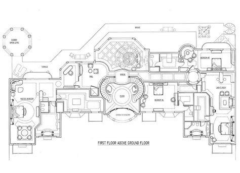 chateau homes floor plans renderings of a french chateau in nigeria by d alessio