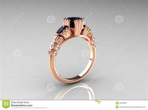 Verlobungsringe Weißgold Mit Diamant by De Zwarte Diamant Nam Gouden Antieke Verlovingsring Toe