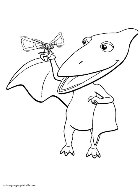 troodon coloring page free coloring pages on art