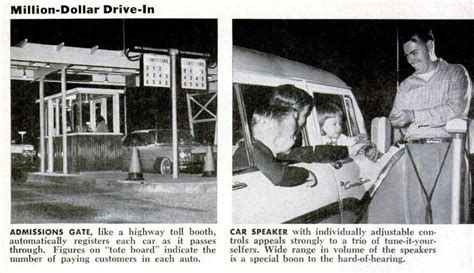 johnny all weather drive in theatre was located in