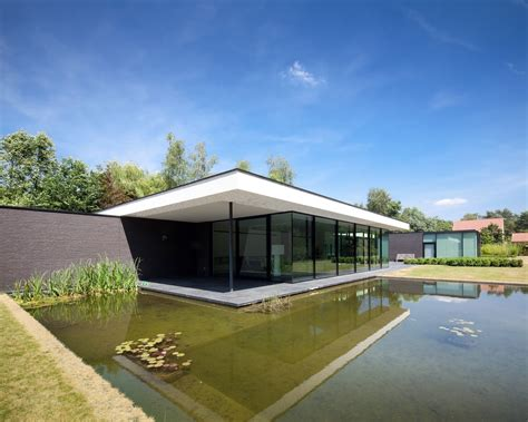 ultra modern houses ultra modern minimal glass house modern design by