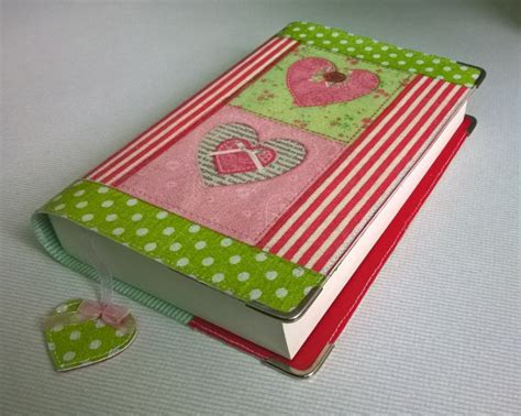 Decoupage Book Cover - handmade book cover gift for book decoupage