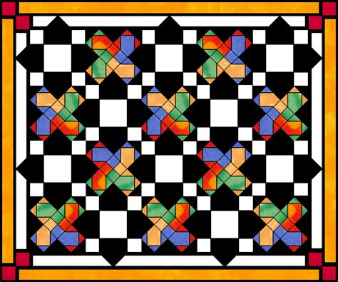 Quilting Blocks Galore by Quilters Cache Quilt Pattern Free Quilt Pattern