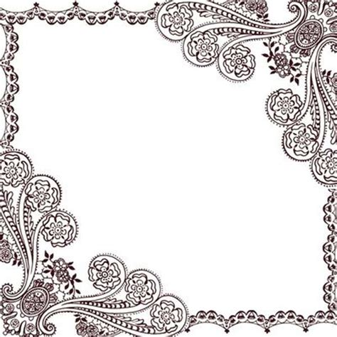 printable paper edge designs image gallery edge designs