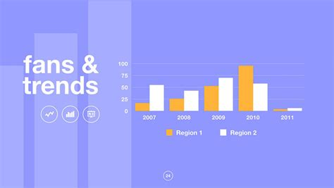 Funky And Bright Powerpoint Template Improve Presentation Funky Powerpoint Templates