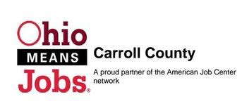 Carroll Mba Career Center by Ohiomeansjobs Center Carroll County Family
