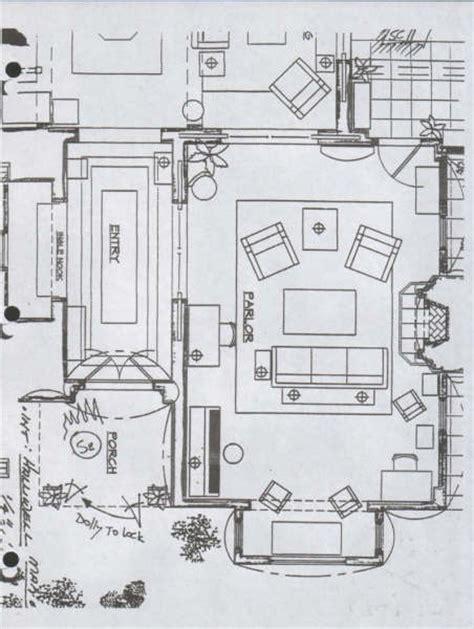 halliwell manor floor plans casa halliwell plano planta baja 1 charmed quinta