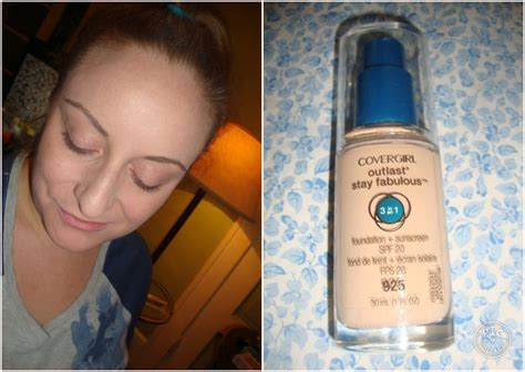 Covergirl Outlast Stay covergirl outlast stay fabulous 3 in 1 foundation reviews