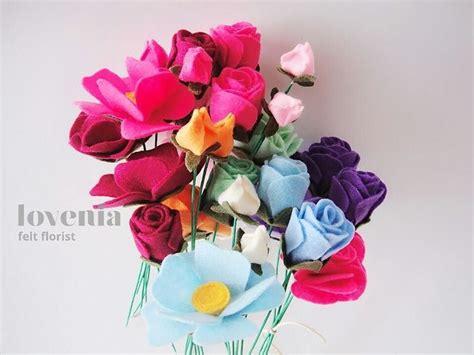 Buket Bunga Flanel Mini 14 best bouquet flower buket bunga flanel images on bunga felt flowers and