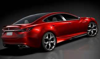 new 2018 mazda 6 coupe news specs 2018 2019 car reviews