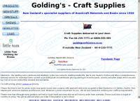 Golding Handcrafts - golding s porirua 7 marne grove