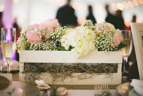 Rustic Wedding Table Decorations Ideas