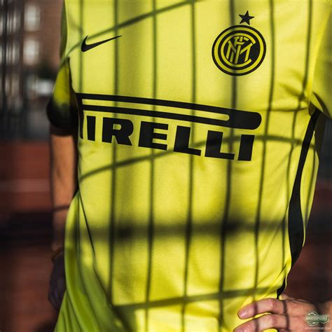Inter Milan Gold T Shirt inter milan get the rising treatment on their new