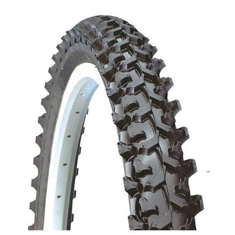 United Tires Oshaka 26 Inch Black by Kenda K850 Aggressive Mtb Wire Bead Bicycle Tire