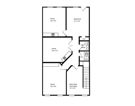 Floor Plan Measurements by Measurements Home Depot Measurement Services