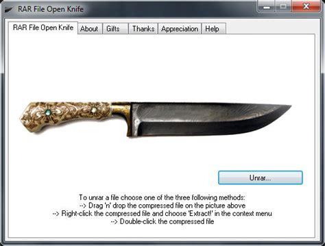 mobile zip file opener bonfire free knife for mobile computer