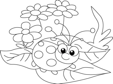 come colorare i fiori disegni di fiori da colorare