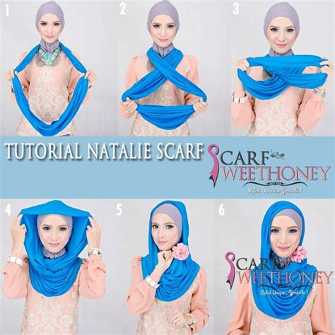 95 best images about hijab tutorials on pinterest turban how to turn an infinity scarf into a hijab easy and