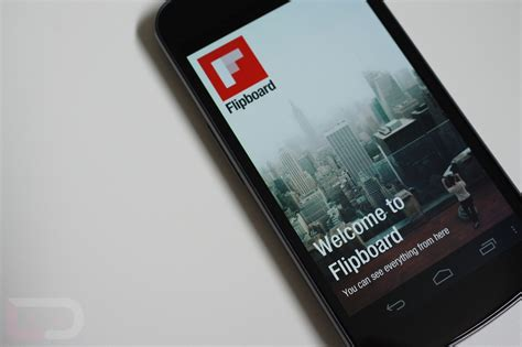 flipboard android flipboard for android updated to version 2 0 time to make your own magazine droid