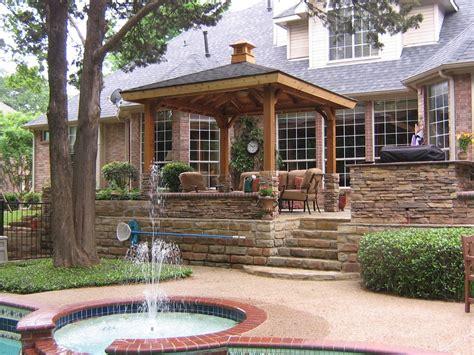 Cedar 10x10 Pergola With Gazebo Style Roof Cupola Home Pergolas With Roof