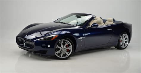 Maserati Granturismo 2012 by 2012 Maserati Granturismo Convertible Information And