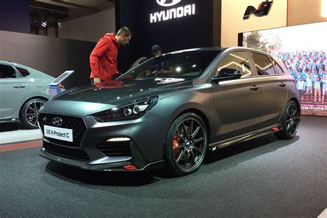 lighter harder hyundai   project  debuts