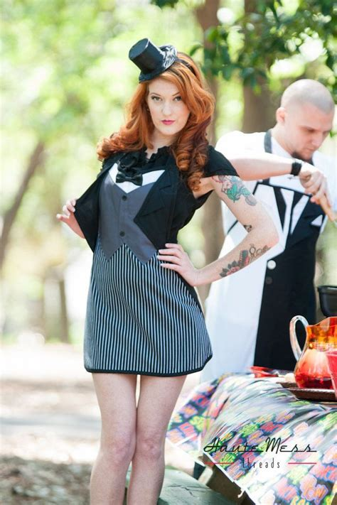 Wigs Are A Haute Mess by Batman Penguin Tux Inspired Apron By