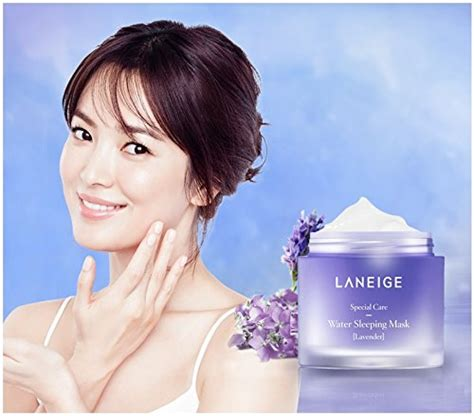 Water Sleeping Mask Lavender 70ml laneige water sleeping mask pack 2017 new limited edition
