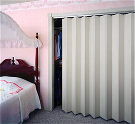 Vinyl Folding Closet Doors Vinyl Closet Doors