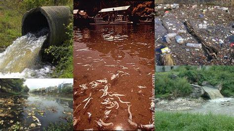 Limbah Kimia Dalam Pencemaran Udara Dan Air Ign Suharto pencemaran alam sekitar alamsekitar s