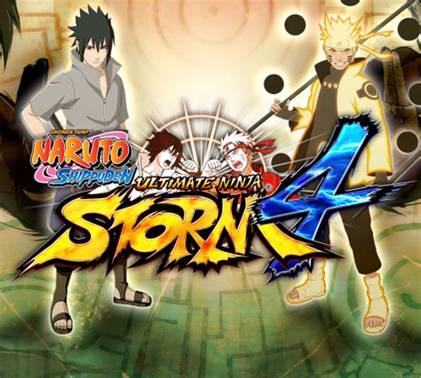 tutorial naruto ultimate ninja 4 como jogar naruto shippuden ultimate ninja storm 4 no android