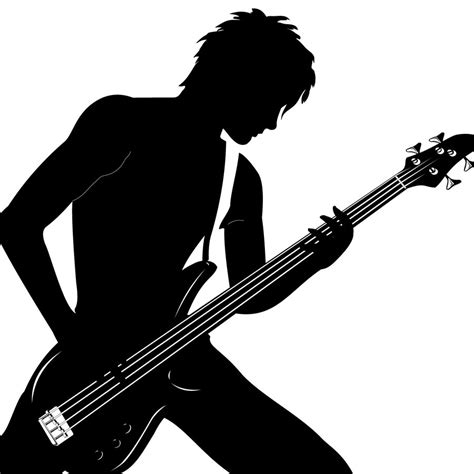 Tshirt Work Play Dongker Putih bassist by danyart84 on deviantart